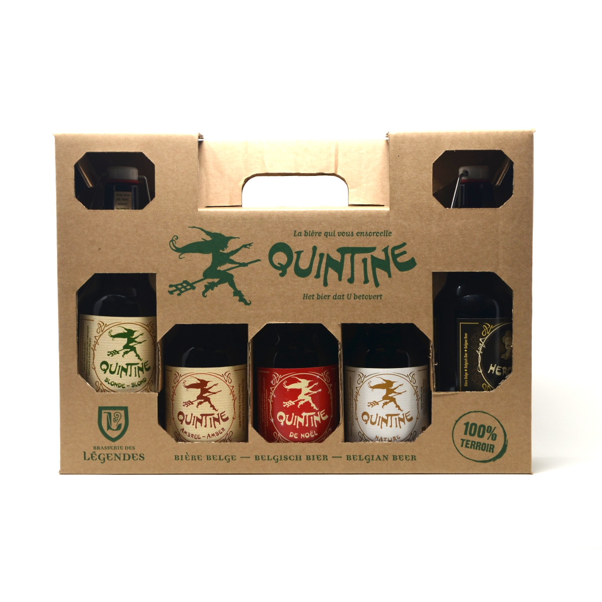 Pack Quintine 5x33cl
