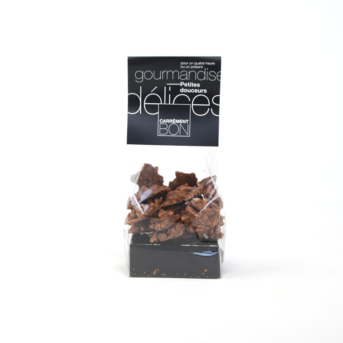 Rochers chocolat 100g