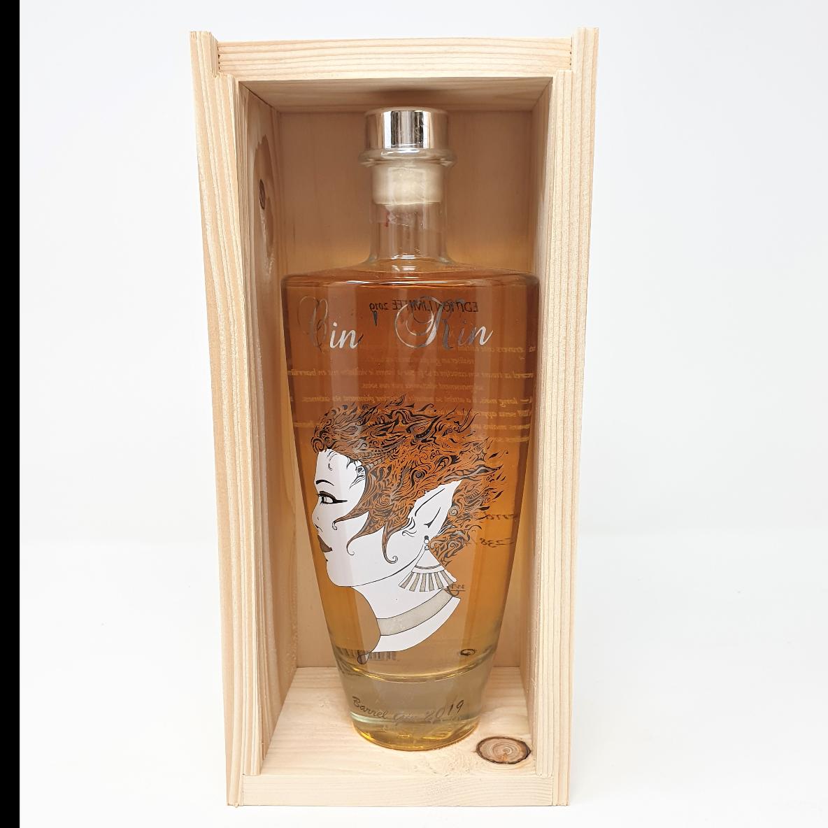 Barrel gin  2019