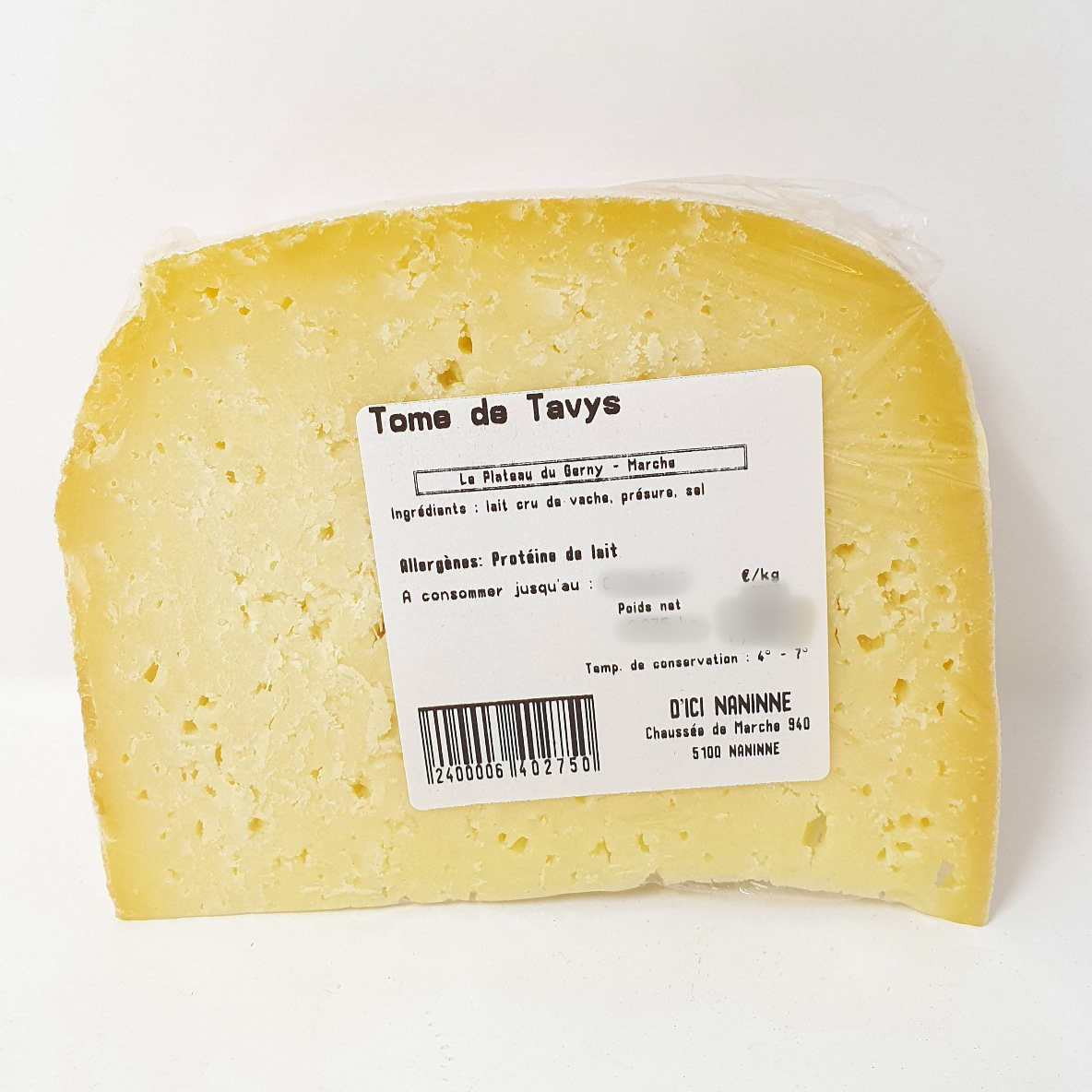 Farine pain fermier bio Escaille 2kg
