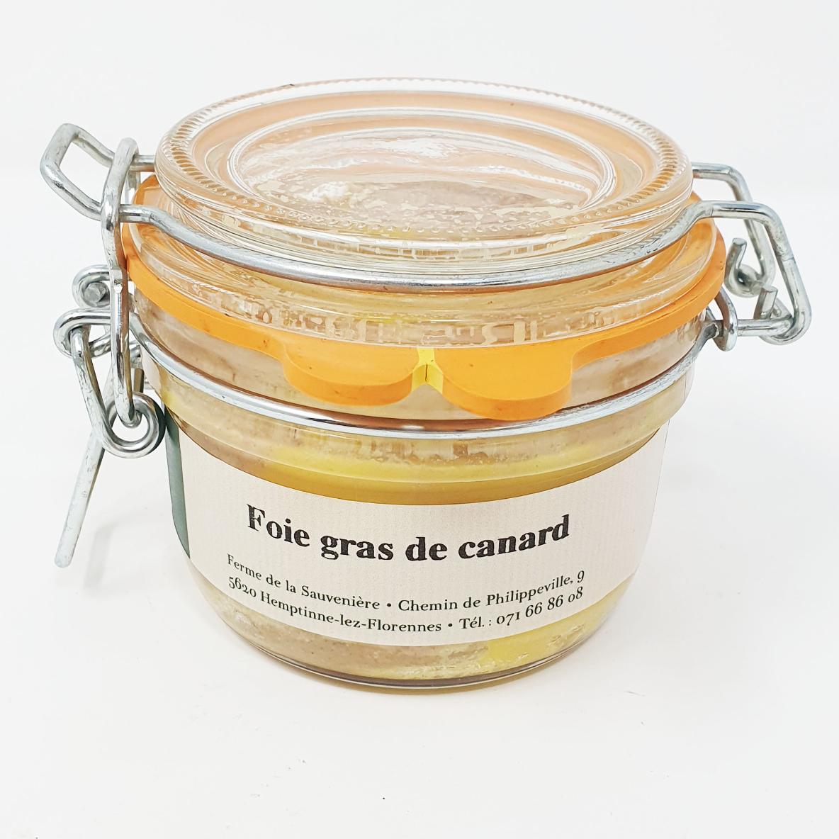 Foie gras entier verrine 130g