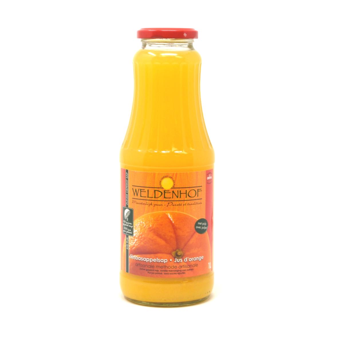 Jus d'orange 1 L