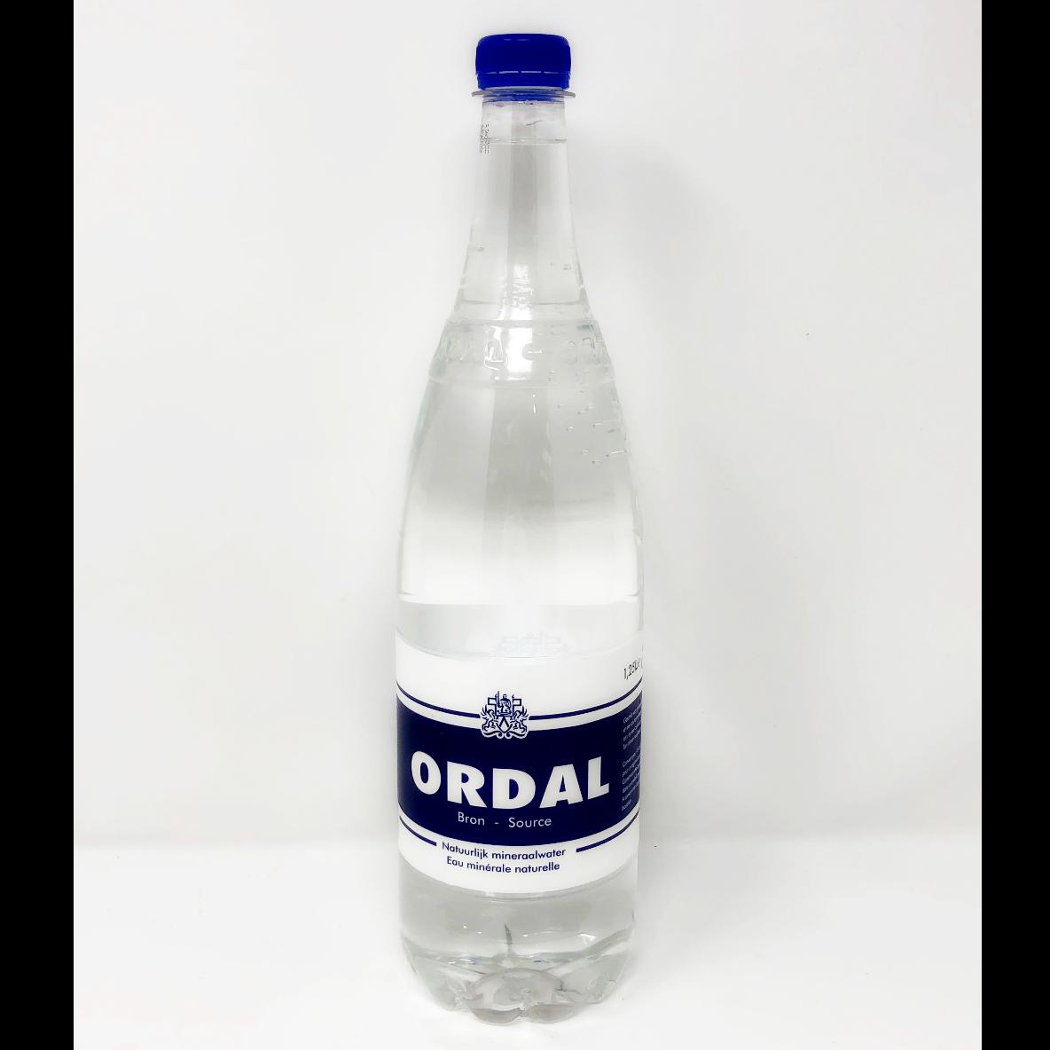 Eau plate Ordal 1.25 L