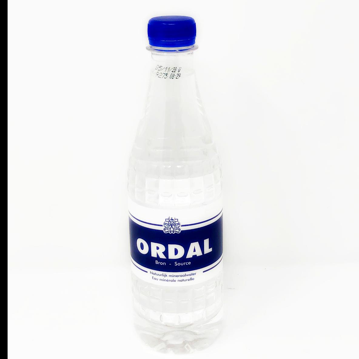 Eau plate Ordal 0.5 L