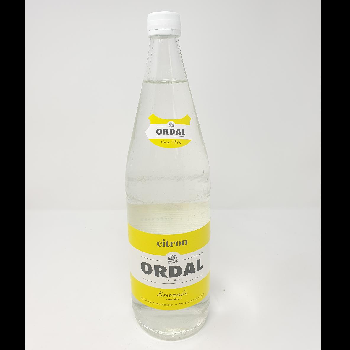 Limonade citron Ordal 1l
