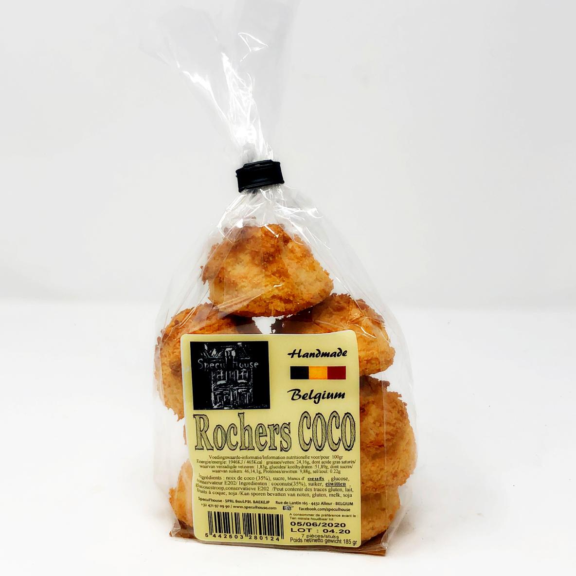 Rochers coco 185g
