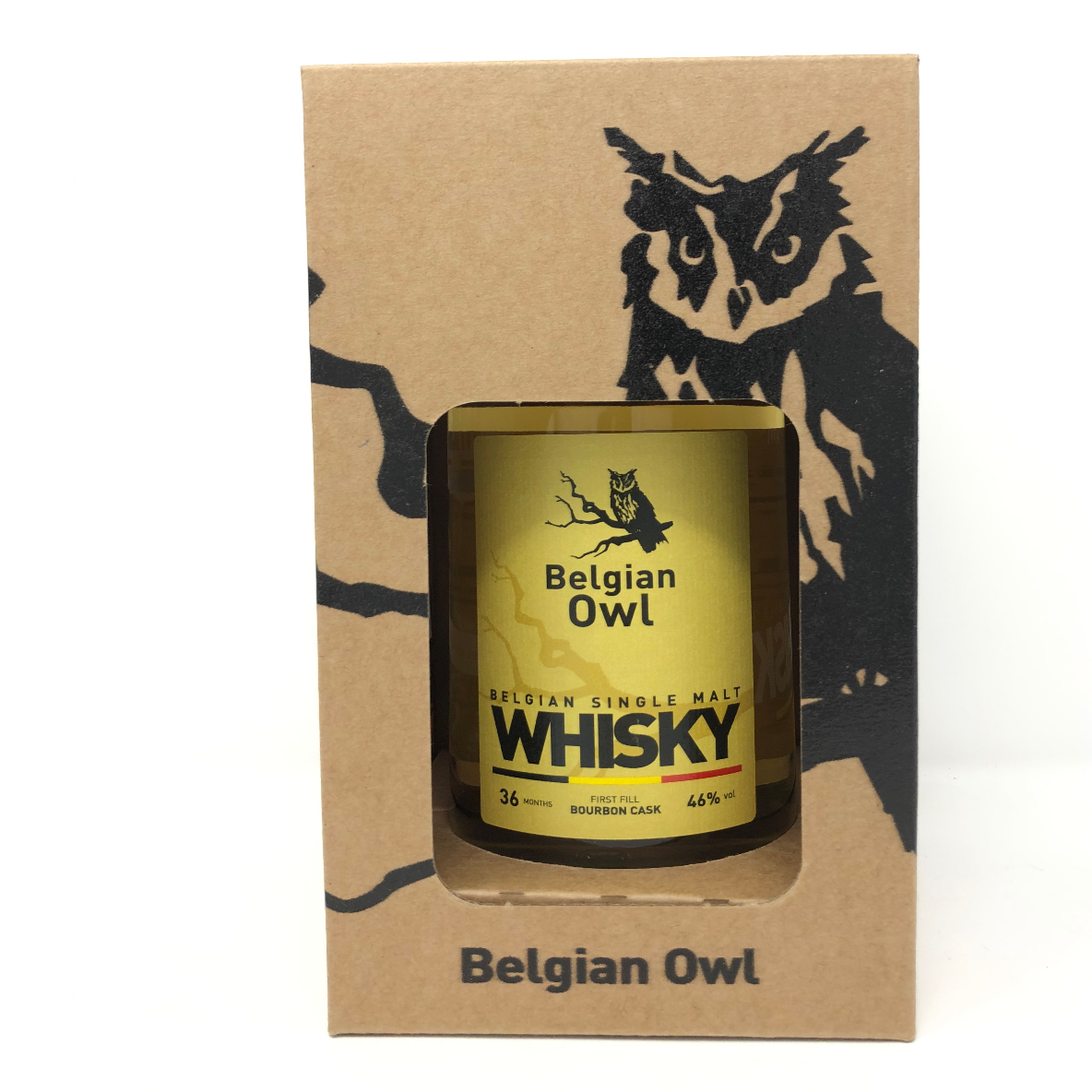 Belgian Owl Identité 50cl 46%
