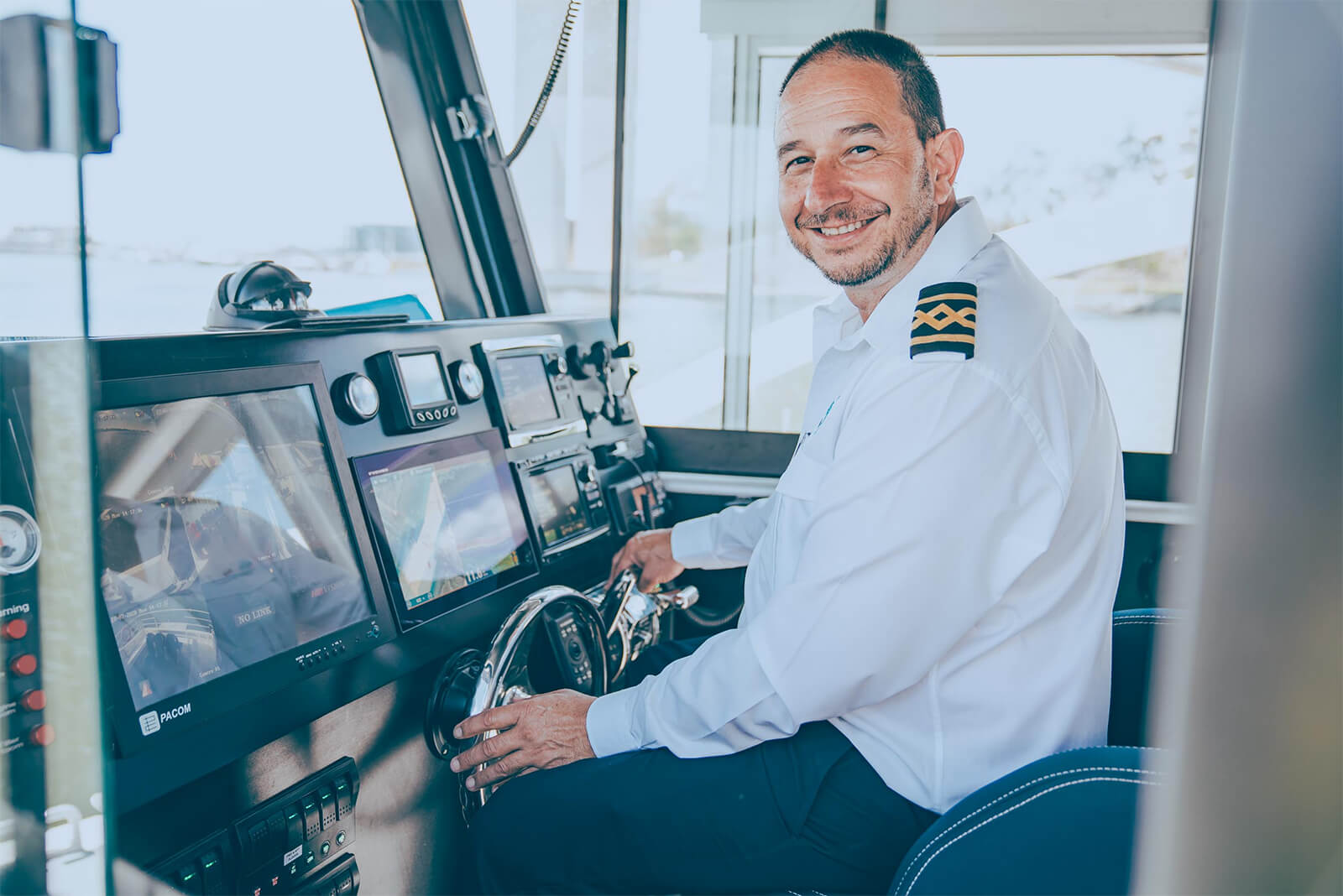 CityCat Captain