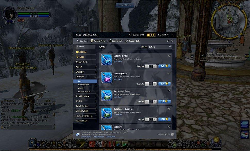 phoenix labs screenshot