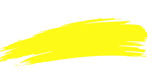 brosse jaune