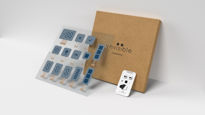 Ynvisible Evaluation Kit