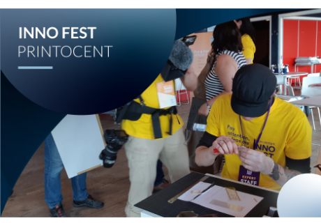 Ynvisible and partners at INNO FEST