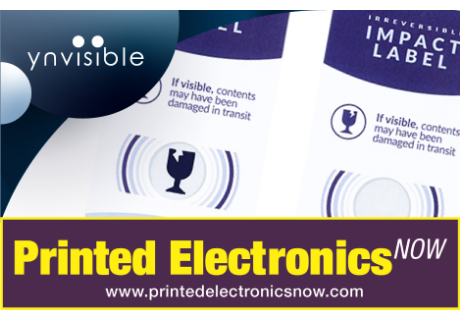 Ynvisible in Printed Electronics Now on Expanding Into New Applications for Printed EC Displays