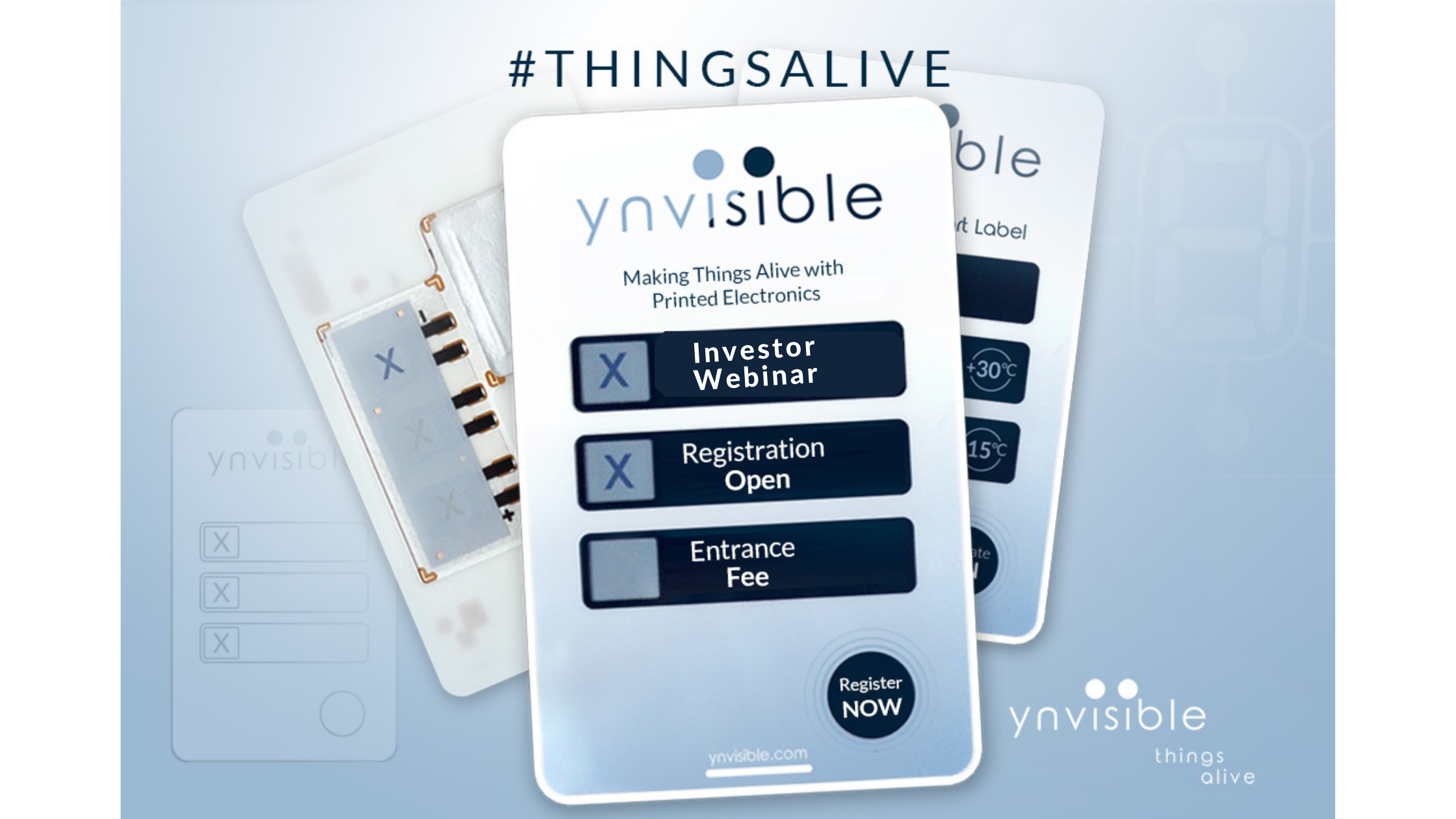 Stay Informed At The Things AliveInvestor Update