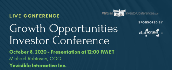 Virtual Investor Conference