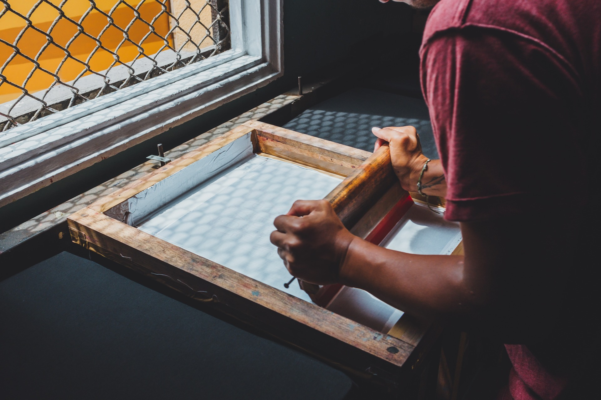 What Is Screen Printing?: How It Works, Benefits & Applications