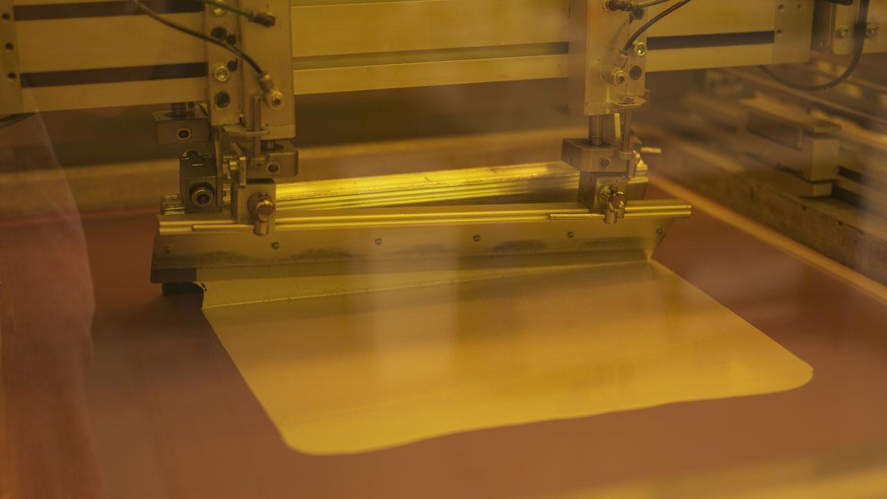 removing emulsion using washing fluid
