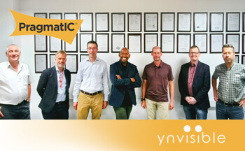 Ynvisible and PragmatIC Partner To Deliver Flexible Display Modules