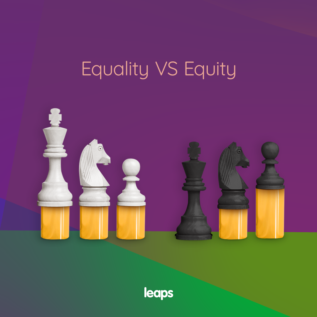 Different child, different needs: Leveling the playing field for every child to succeed by promoting equity in the classroom