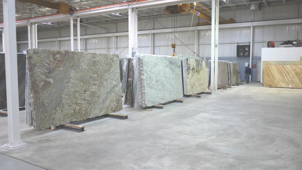 AP Marble & Granite Warehouse Slabs
