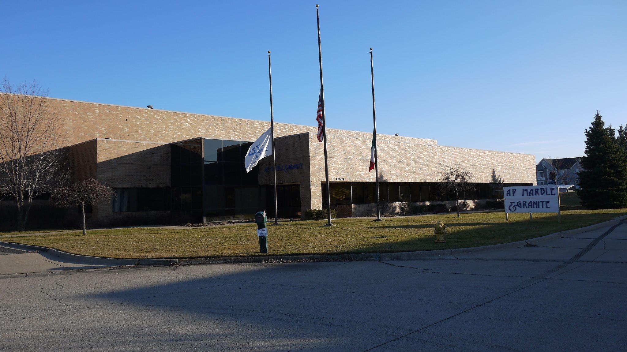 AP Marble & Granite Headquarters