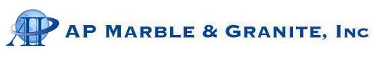 AP Marble & Granite Logo
