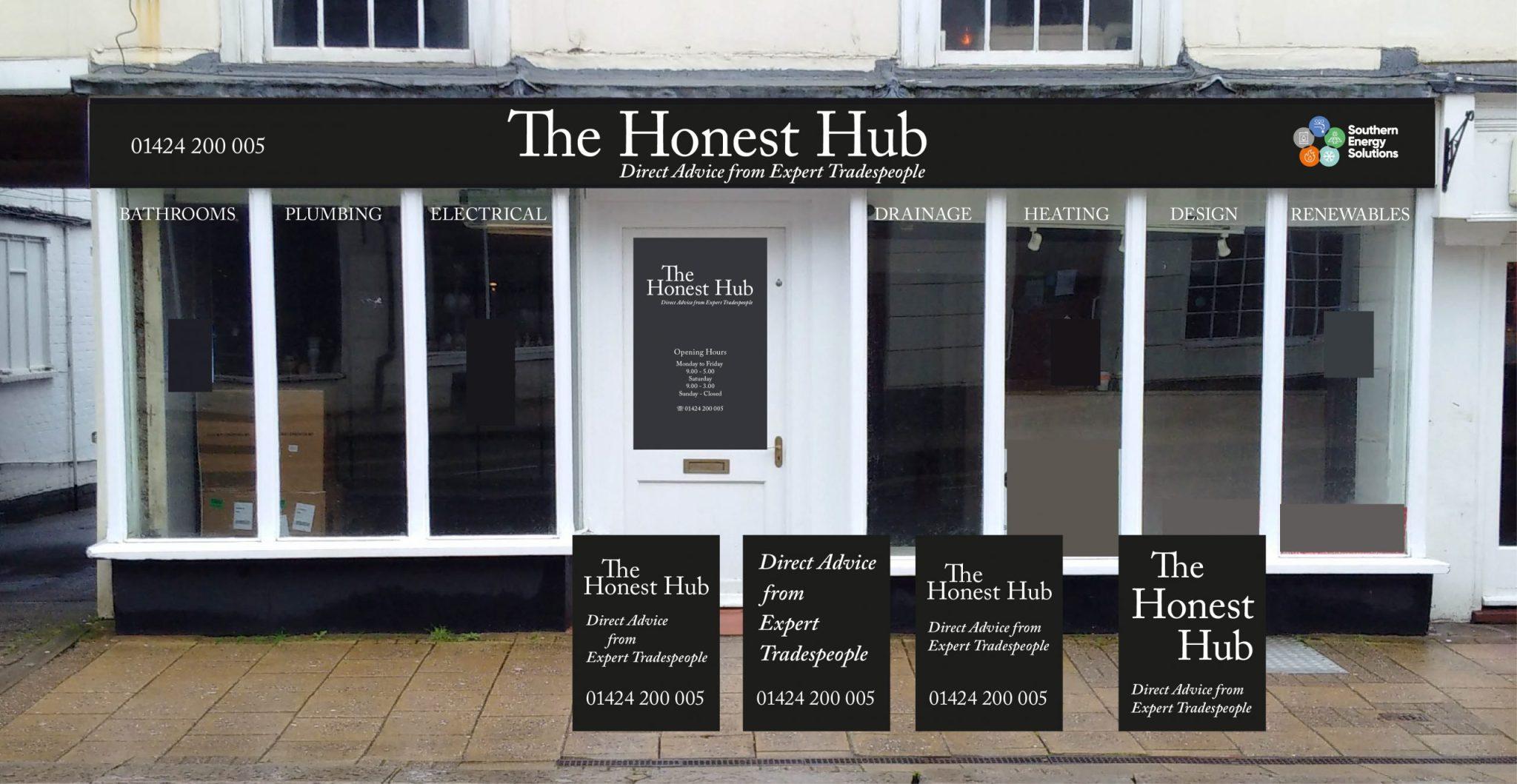 Honest Hub image