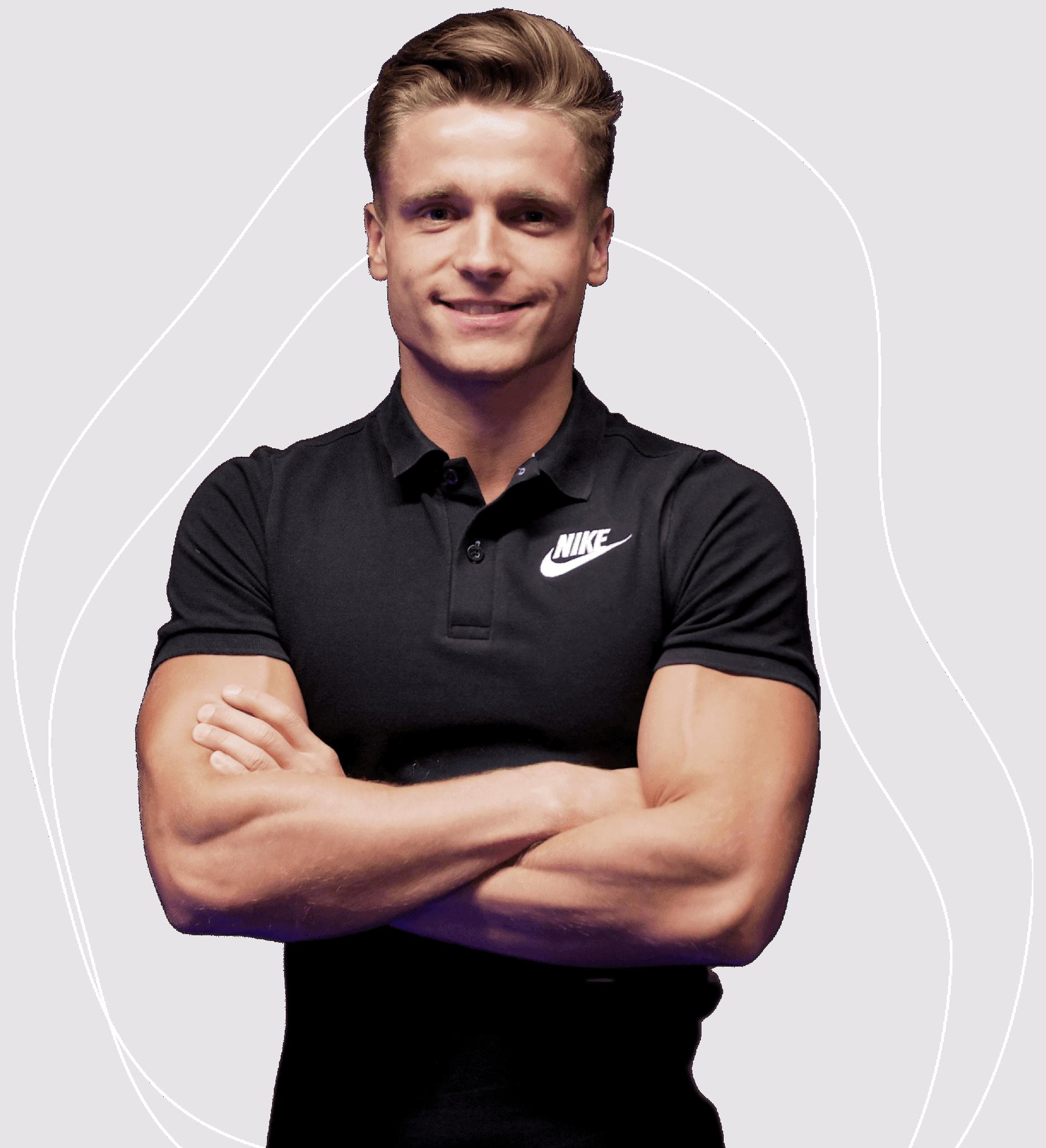 Sebastian Personal Trainer Edinburgh