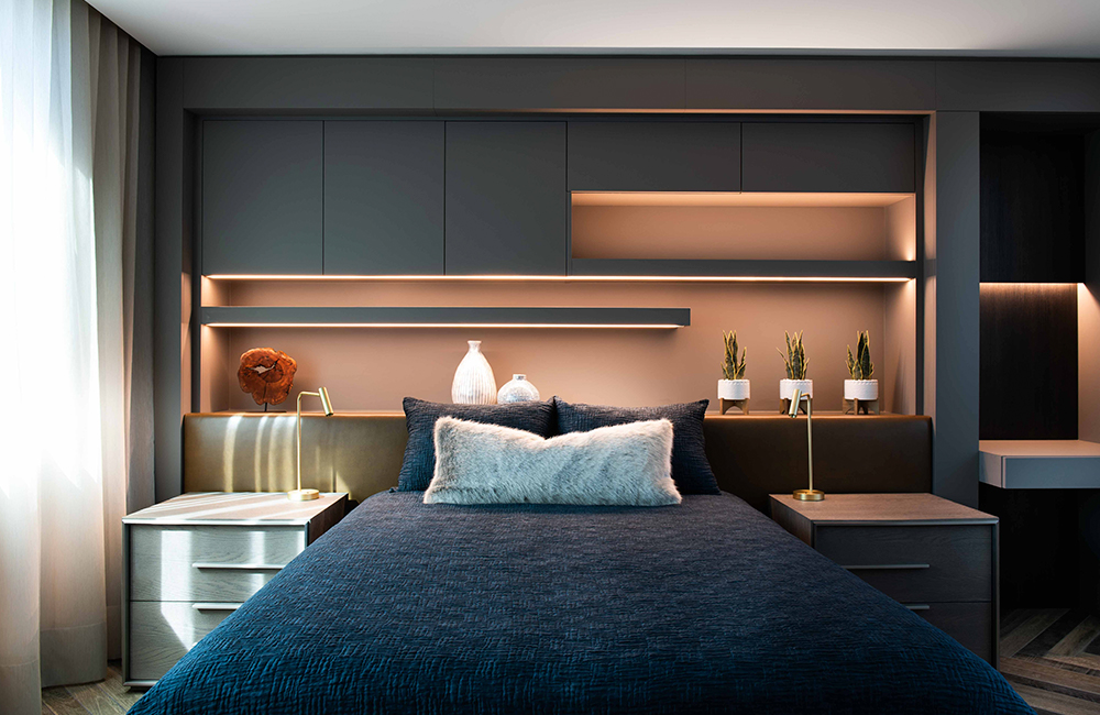 Modern Luxury Bedroom Design