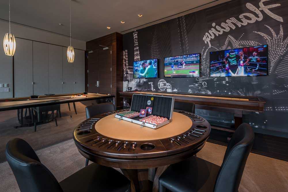 The Palms Place Penthouse Game Room - Las Vegas
