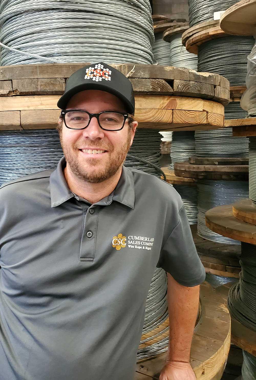 Matt Cheek, President - Cumberland Sales Company