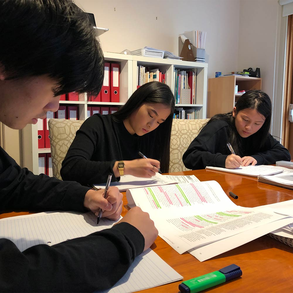 Tutoring services for Scholarship programs