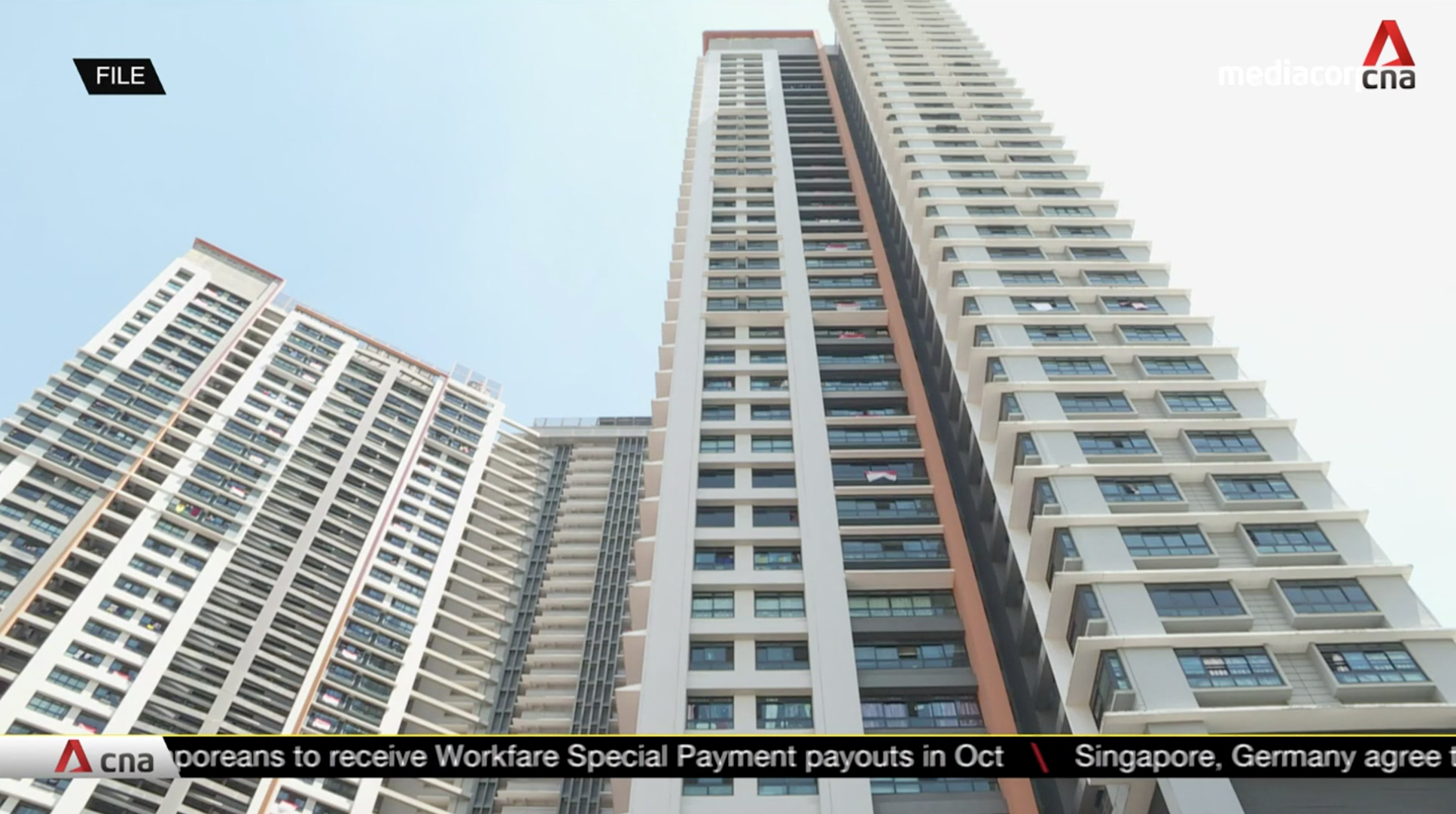 HDB resale transactions spike 127.3% in Q3 after end of COVID-19 circuit breaker | Video