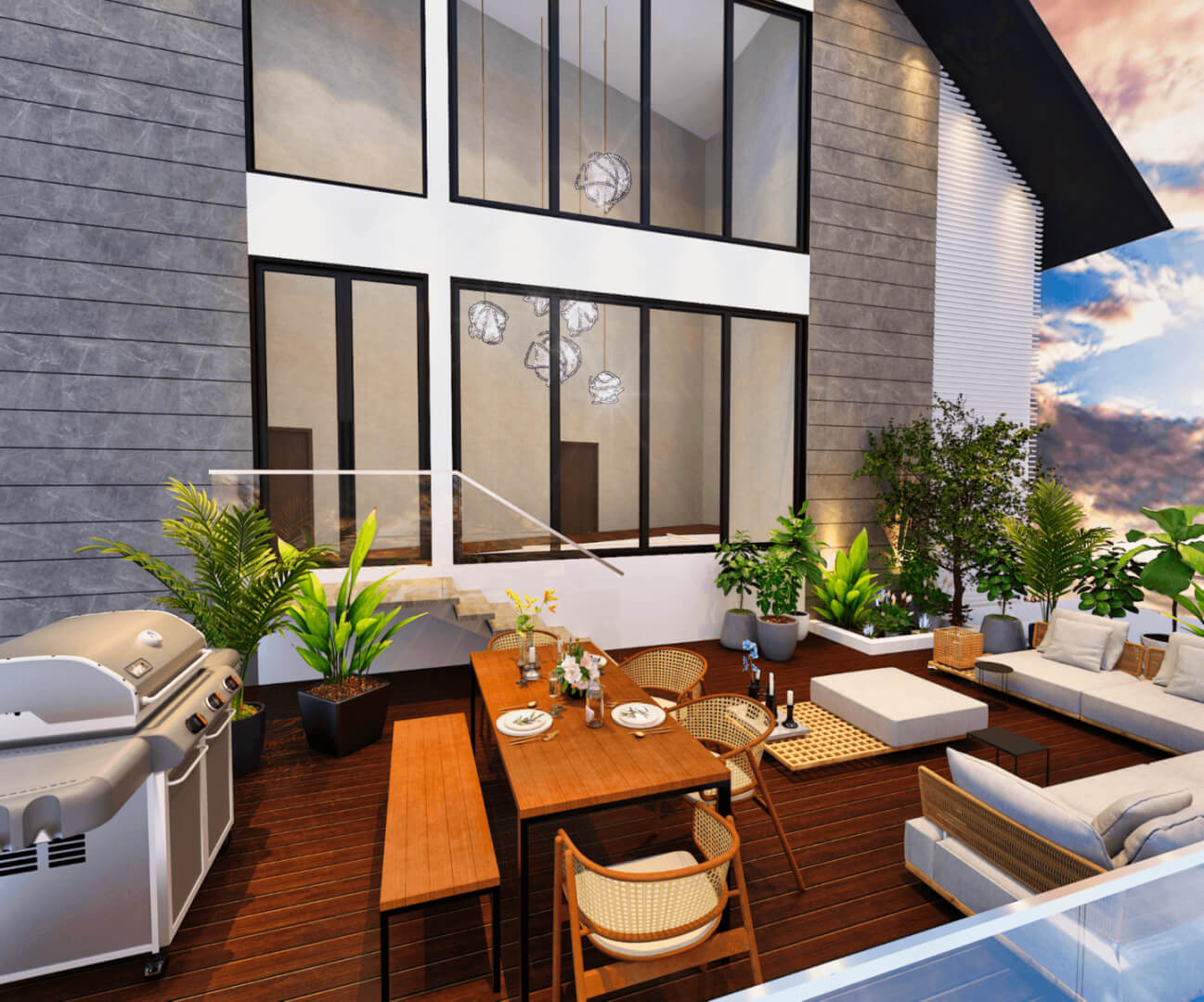 the sixth collection 551 sixth avenue detached