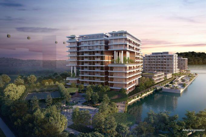 The Reef at King's Dock sells over 90% of 300 units offered over launch weekend