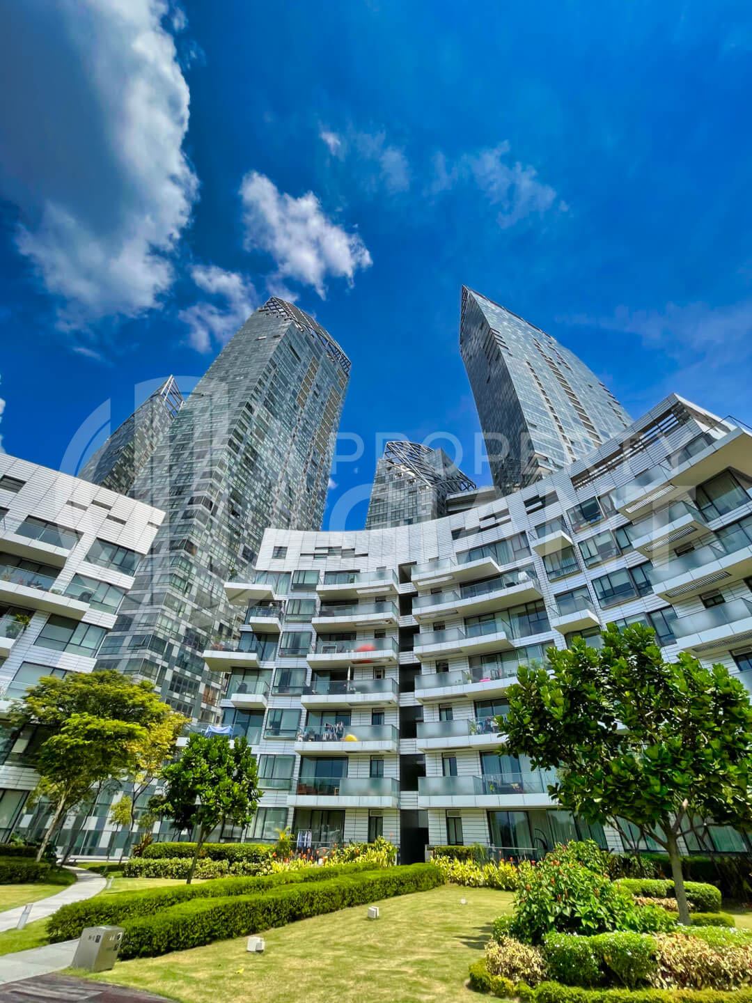 reflections at keppel bay property giant