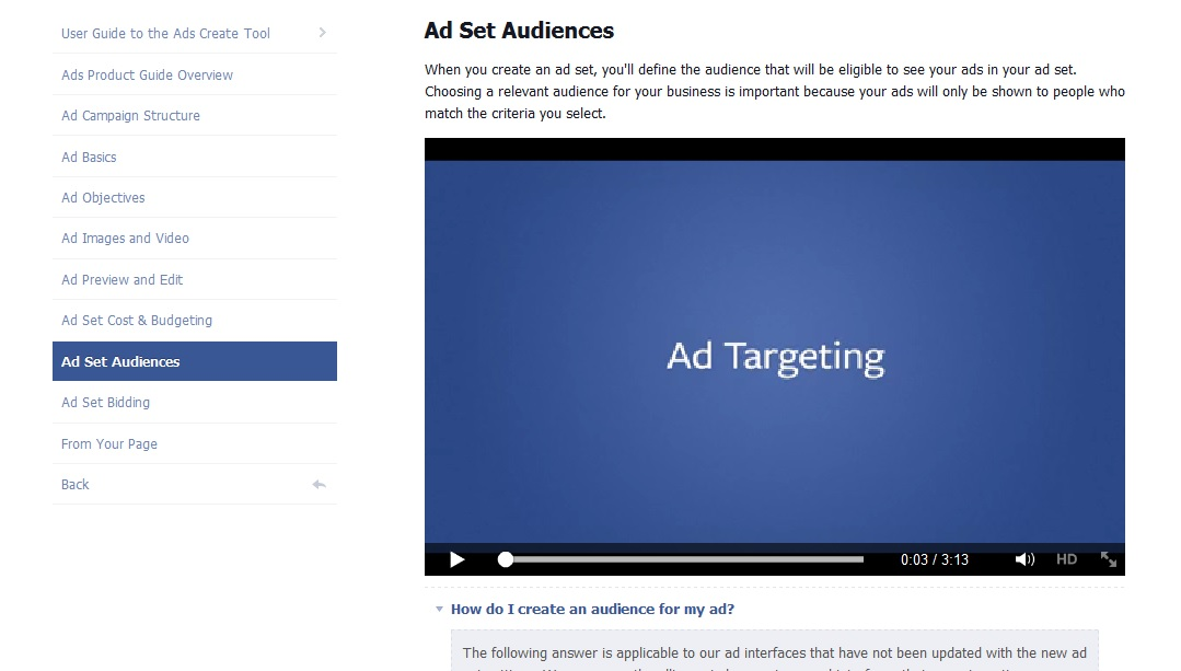 Ad targeting is an important piece of your customer testimonial video strategy.