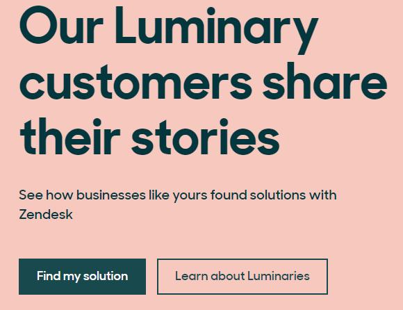 zendesk customer stories