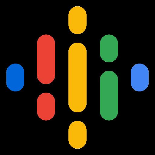 The Google Podcasts Logo