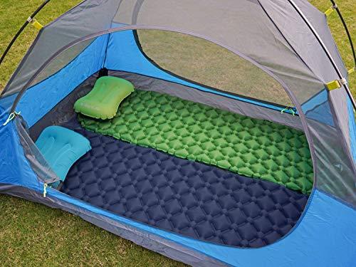 camping blow up mattress