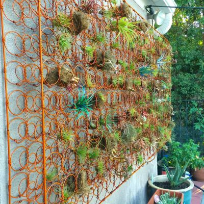 recycle old mattress springs