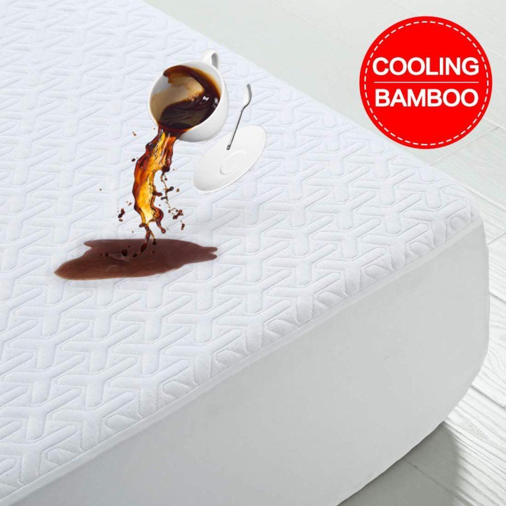 bambo mattress cover