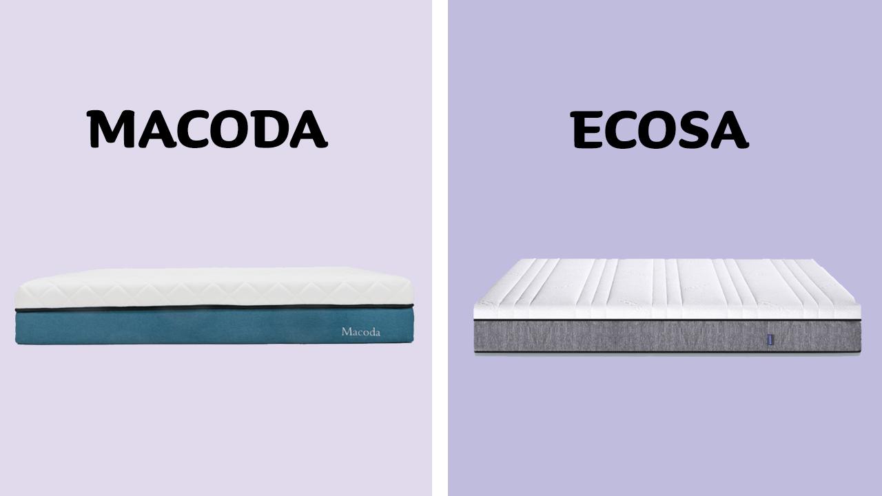 Macoda vs Ecosa