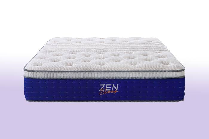 Zen Hybrid Mattress Review