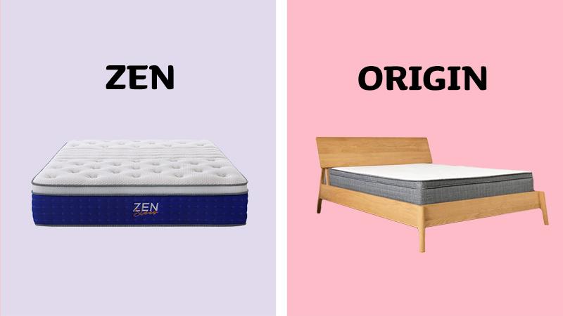 Zen vs Origin