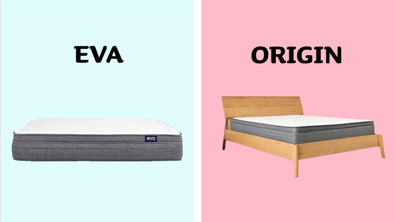 Eva vs Origin