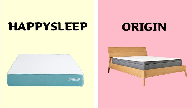 HappySleep vs Origin