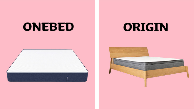 Onebed vs Origin