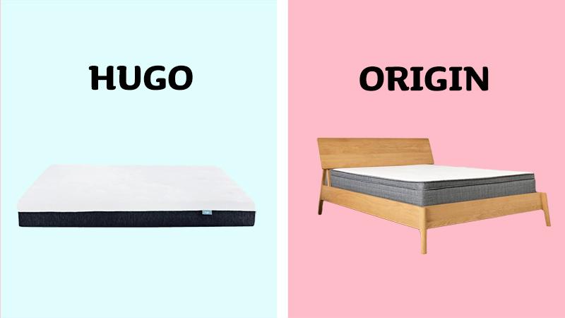 Hugo vs Origin
