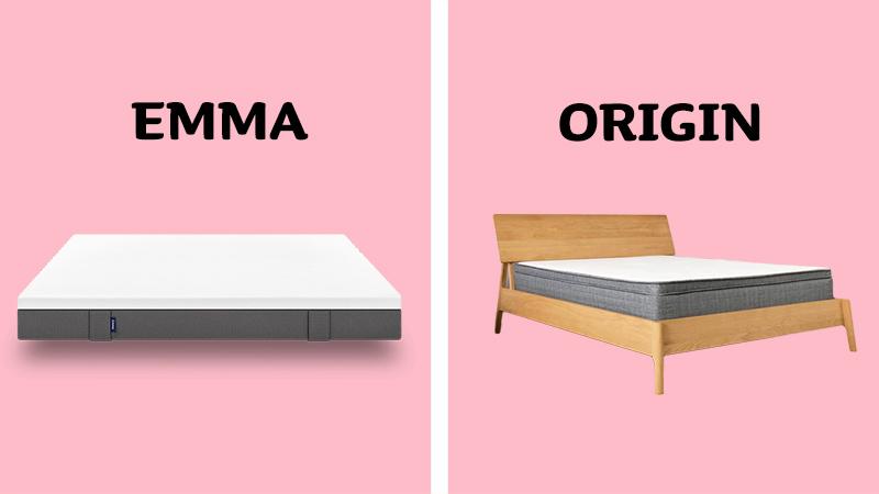 Emma vs Origin